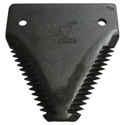 174845 Grain Head Section Knife Pack Of 100 Fits Mac Don