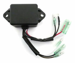 Cdi Ignition Coil Module Pack Yamaha 15 El Es L Ml Ms S Series Outboard Engines