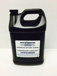 144046-055 Quincy 8000 Hour 1 Gallon Synthetic Rotary Air Compressor Oil