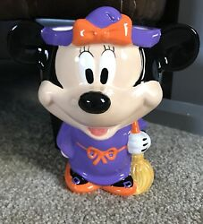 Minnie Mouse As A Witch Disney Galerie Goblet Nwot