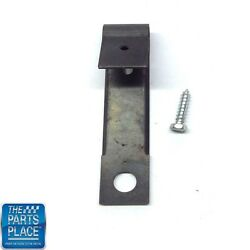 1970 Camaro Chevelle El Camino Fuel Line Support Brace Holley For Ls6 / L78