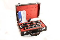 New Buffet Crampon E11 Wood Bb Clarinet With Warranty Made In Germany