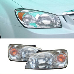 Oem Parts Front Head Light Lamp Rh Lh Assy For Kia 2006-09 New Cerato Spectra Sx