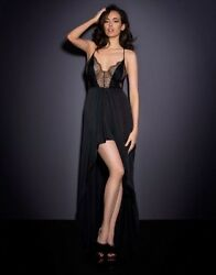 Agent Provocateur Flowy Slip Dress Lace Black Small Medium Sold Out Sexy Soirandeacutee