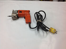 Victaulic Epu Pressfit Tool Working Motor W/cord And Worm Drive Part As Shown