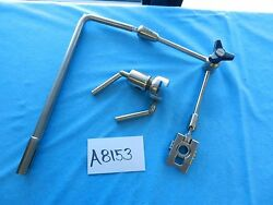 Transenterix Docking System For Spider Surgical System W/ Table Clamp 9000022