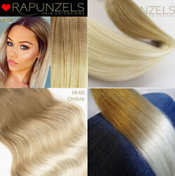 Blonde Ombre Root Fade Weft Hair Extensions Weave Weft La Weave, Glue In, Sew In