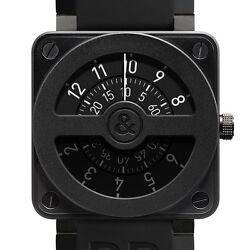 BELL & ROSS Aviation BR0192 Compass Automatic Gents Watch - RRP £3700 - NEW