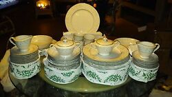 83pc M Parklane 5563 Fine China Made In Japan