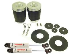 Ridetech 64-72 Chevelle Gm A Body Coolride Rear System Air Spring Shock 11224010