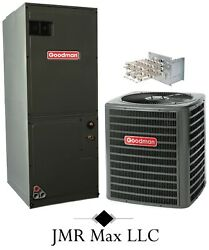 3-12 Ton 14 SEER All Electric AC System with Heat GSX140421_ARUF43D14_HKSC10XC