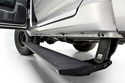 Amp Powerstep Retractable Running Board For 13-15 Ram 1500 2500 3500 76138-01a
