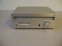 Jvc Model Jt-v11g Stereo Tuner -- Untested As Is Parts