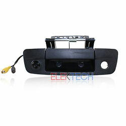 Echomaster Pcam-ram-n Back-up Camera Tailgate Handle Replacement For Dodge Ram