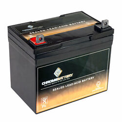 12v 35ah Rechargeable Agm Deep Cycle Battery For Solar Wind Vrla