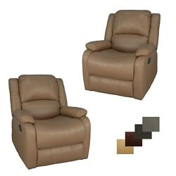 Recpro Charles 30 Rv Sgr Swivel Glider Recliner Chair Rv Furniture Toffee 2pk