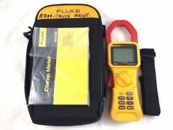 Fluke 353 Clamp Meter 2842223 Ac/dc True-rms 2000-a Amp 600v Tester Made In Usa
