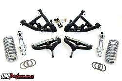 UMI Performance 78-88 G-Body Competition Front Control Arms w Coil Over 650 lb