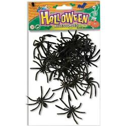 Spider Rings Insect Animal Haunted House Carnival Halloween Party Favor Toys