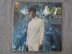 Bobby Vee Just Today Vinyl Record Lp Sealed / 1968 Liberty Records