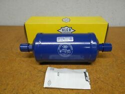 Alco Controls Adk-41-5 Liquid Line Filter Drier Inlet Outlet 5/8 Sae New In Box
