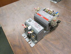 Furnas Size 1 Starter 14ds+32a/48asa3m20 27a 600vac Trip 0.25-1.0a Used