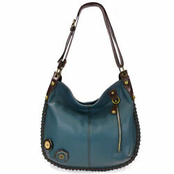 Chala Handbags Hobo Style Soft Large Shoulder or Crossbody Purse Only $48.99