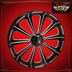 Indian Chieftain 21 Front Wheel Redemption For Indian Motorcycles