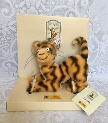 Steiff Pooh Friend Tigger Tiger Looking For Good Home 651656