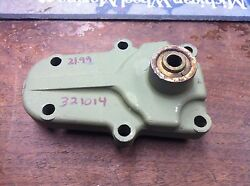 New Oem Omc Johnson Evinrude Shift Shaft And Seal Carrier 321014 6 Bolt