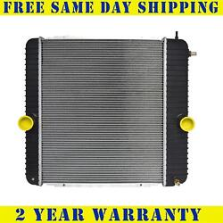 Radiator For International Harvester 4400 Ford F650 With Toc Nav12pa