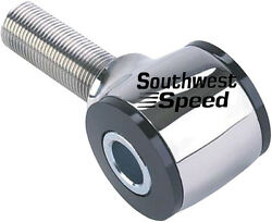 New Sws Polished Stainless Steel 4-bar Rod End5/8 X 5/8-18 Rh7anddeg Offset Shank