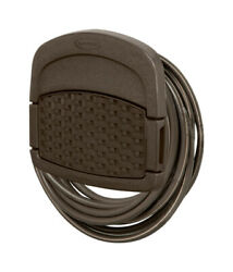 Suncast Dhw150 150 Ft. Contemporary Wall Mount Brown Hose Hangout Holder