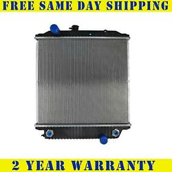 Radiator For Freightliner Fits 98-08 Ups Fedex Step Van See Part Notes Fre15pa