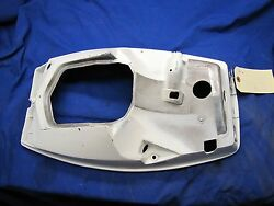 Johnson Evinrude Omc 397684 Lower Engine Cover 1986 10-15hp Used