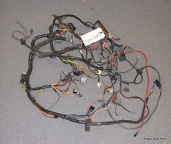 68 Imperial Reconditioned Underdash Wiring Harness