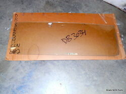 Nos Mopar 1960 Plymouth Chrysler Dodge Station Wagon Tailgate Clear Glass Db3034