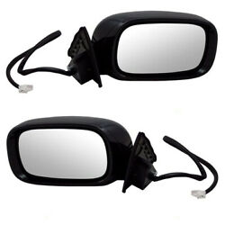 01-06 LS-430 Power Fold Heat Memory Puddle Light Mirror Left Right Side SET PAIR