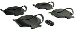 New Innovision Devices Digital Wireless Wheelchair Scale 1200 Lb Cap. Rice Lake