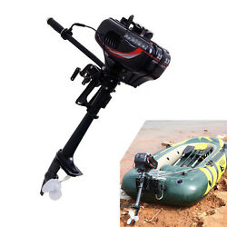 Brand New Fishing Boat Engine 2-stroke Outboard Motor Cdi System 2.5kw3.5hp