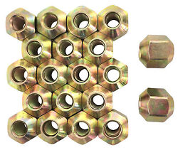 20 12 Mm X 1.5 Double Sided 1 Hex Racing Lug Nuts 1042