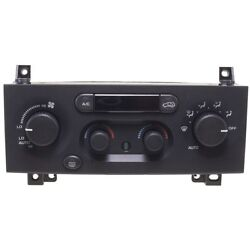 AC and Heater Control Switch WELLS fits 99-02 Jeep Grand Cherokee 4.7L-V8