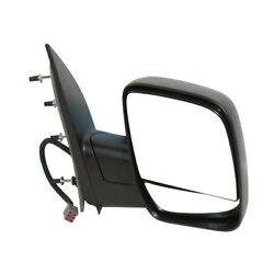 02-08 Econoline Van Rear View Door Mirror Power Non-heated Dual Glass Right Side