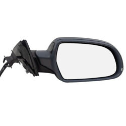 10 11 A4S4 Power Non-Heat Manual-Folding Rear View Mirror Right Passenger Side