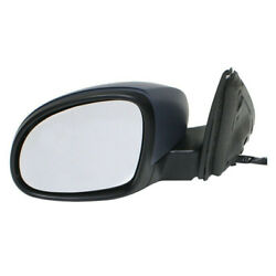 09-18 Vw Tiguan Rear View Mirror Power Heated W/signal And Puddle Lamp Driver Side