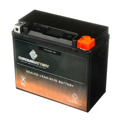 Ytx20l-bs Motorcycle Battery For Kawasaki Kz1000-c Police 80-and03981 Kz1000-p