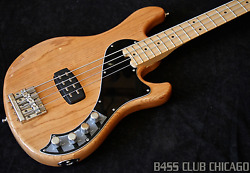 Fender American Deluxe Dimension Iv Natural