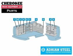 Adrian Steel 2262f Electrical Contractor Package For Ford Long Wheelbase