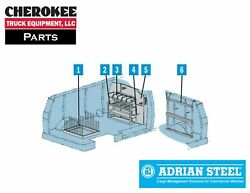 Adrian Steel 4145f Auto Glass Interior Package For Ford Lwb