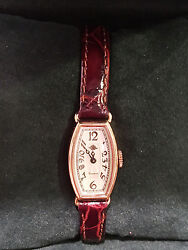 Rosemont Antique Touch Rose Series Watch Rs018 Rg, Brand New